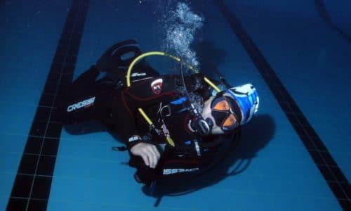 Un bon plongeur c'est:
